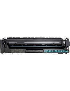Toner para HP 203X/203A Cian CF541X/CF541A (2500 Pag) No original