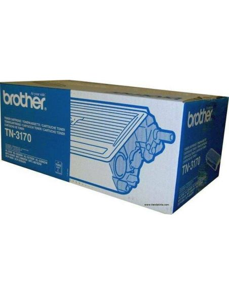Tóner Brother TN3170 Negro (7000 Pag) para DCP8060 HL5240
