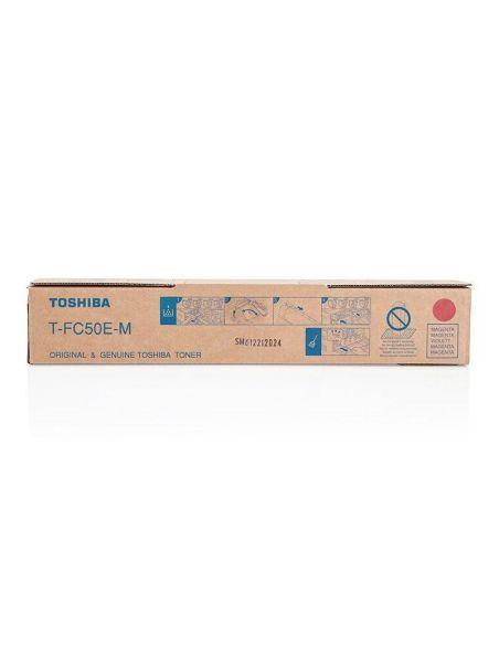 Tóner Toshiba T-FC50E-M MAGENTA (33000 Pag) para e-Studio 2555 y mas