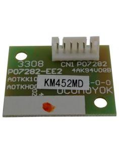 Chip para Konica Minolta C452M Magenta para resetear Unidad de imagen para Bizhub C452