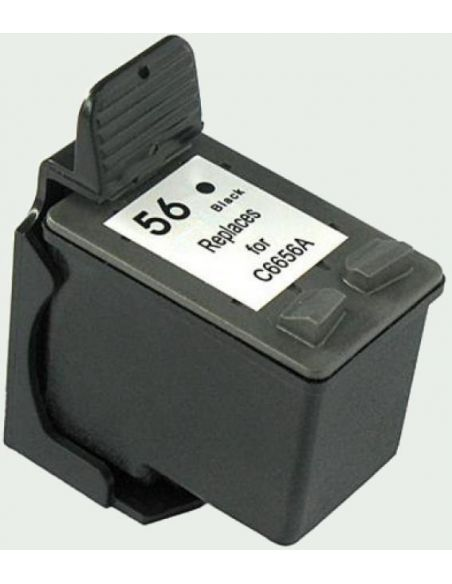 Tinta para HP 56 Negro C6656AE (22ml) No original