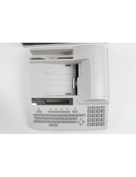 Brother Checkwriter 600 (Pinche para ver sus consumibles)