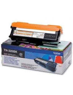 Toner Brother TN-320BK Negro (2500 Pag) Original