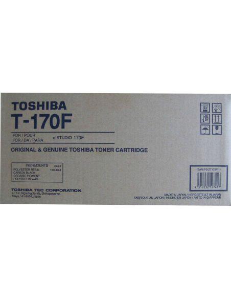 Tóner Toshiba T-170F Negro 6A000000312