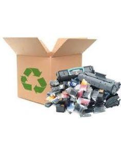 Recogida cartuchos para reciclaje