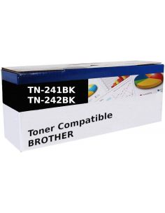 Tóner para Brother TN-242BK/TN-241BK NEGRO (2500 pág)(No original)