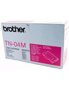 Tóner Brother TN-04M Magenta para HL-2700