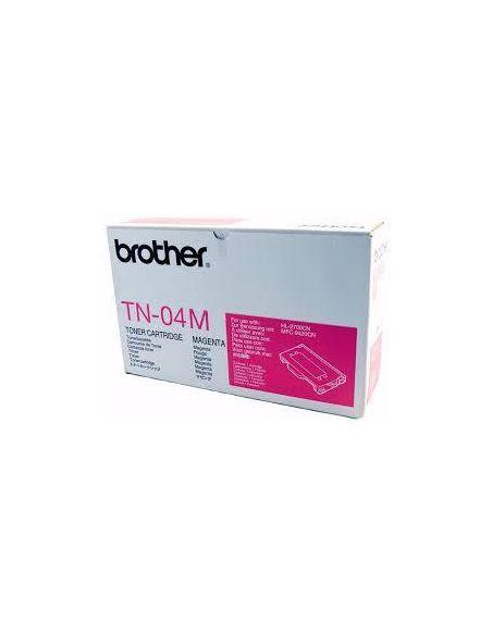 Tóner Brother TN04M Magenta (6600 Pag) para HL2700