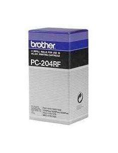 Cinta termica Brother PC-204RF (Pack 4)(420 Pág)