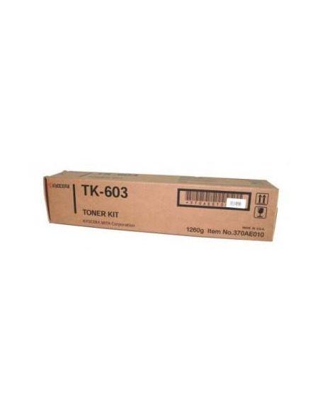 Tóner Kyocera TK603 NEGRO (30000 Pag) para KM4530 y mas