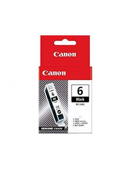 Tinta Canon BCI6 Negro (13ml) Original