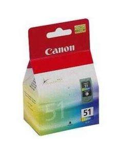 Tinta Canon 51 Color 0618B001 (18ml)