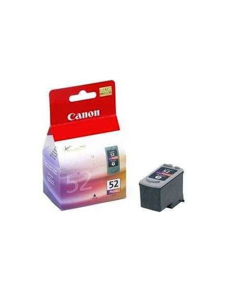 Tinta Canon CL-52 Color (21ml)(155 Pág)