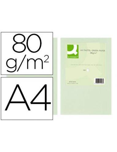 Papel multifuncion A4 Amarillo Intenso 80g ink-jet y laser (500 hojas)