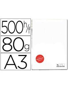 Papel A3 multifuncion 500h 80g/m² CIE161