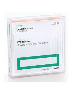 Cinta de limpieza HP C7978A Media Cleaning Universal LTO (50 Usos)