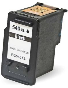Tinta para Canon NEGRO PG-540XL (24ml) (600 Pág) (No Original)