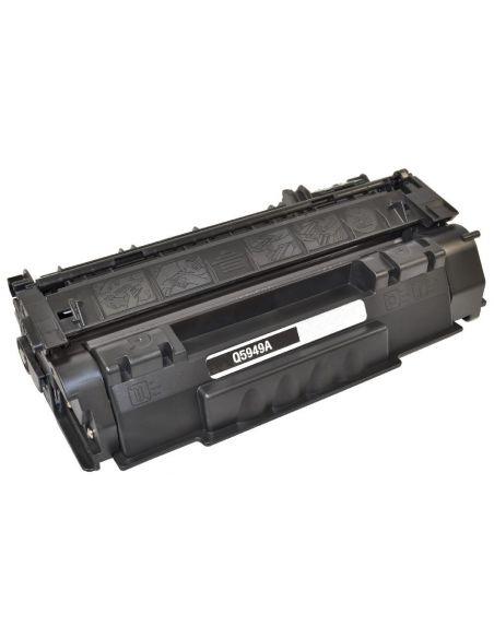 Tóner para HP 49A/53A Negro (2500 Pag) No original para 1160 y mas