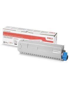 Tóner Oki 47095704 Negro (5000 Pag) para C800