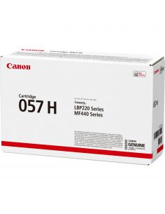 Tóner Canon 057H Negro (10000 Pag) para LBP223 y mas