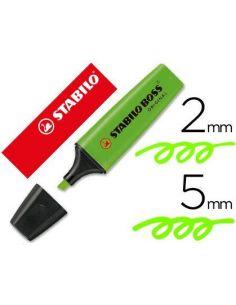 Fluorescente Stabilo Boss Amarillo 70/24