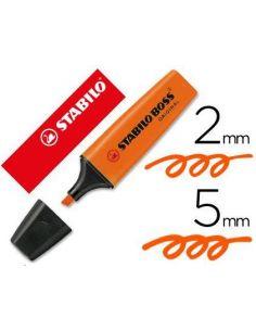 Fluorescente Stabilo Boss Naranja 70/54