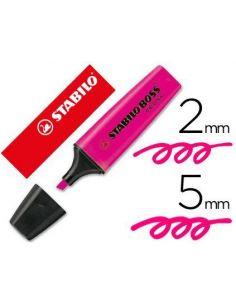 Fluorescente Stabilo Boss Rosa 70/56
