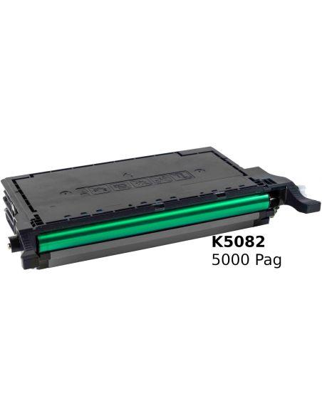 Tóner para Samsung K5082L Negro (5000 Pag) No original para CLP620 y mas