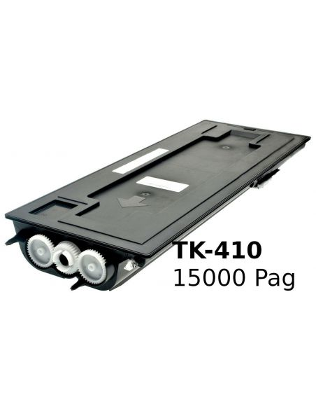 Tóner para Kyocera TK410 Negro (15000 Pag) No original KM1620 KM2020