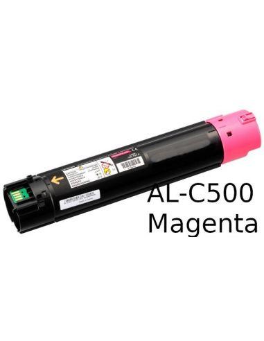 Tóner para Epson 0661/0657 MAGENTA (13700 Pag) No original para AL-C500