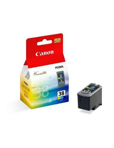 Tinta Canon CL38 Color (205 Pag)