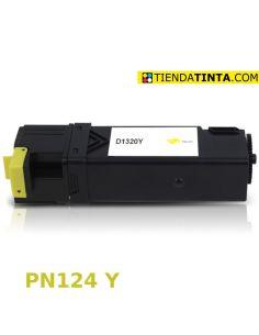 Tóner para Dell PN124 AMARILLO No...