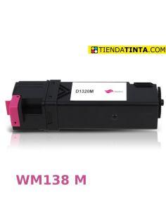 Tóner para Dell WM138 Magenta (2000 Pag) No original para 1320 y mas