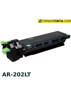 Tóner para Sharp AR202LT Negro (16000 Pag) No original para AR163 y mas