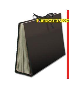 Carpeta clasificadora fuelle 20 depart. A-Z y 1-31 FOLIO carton negra FU02