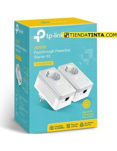TP-LINK TL-PA4010P KIT Powerline AV600