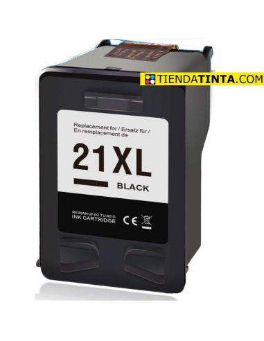 Tinta para HP 21XL Negro (475 Pág) No original