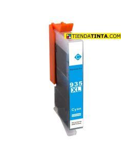 Tinta compatible HP 935XL CIAN (825 Pág)