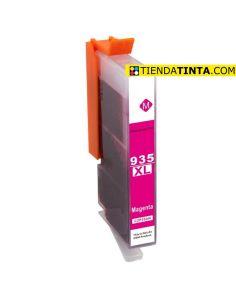 Tinta compatible HP 935XL MAGENTA (825 Pág)