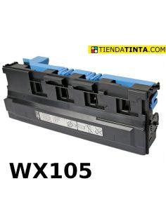 Contenedor residual WX-105 para Konica (22000 Pag)