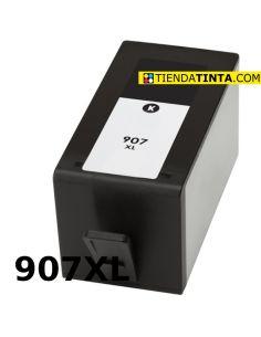 Tinta compatible HP 907XL Negro (37ml)