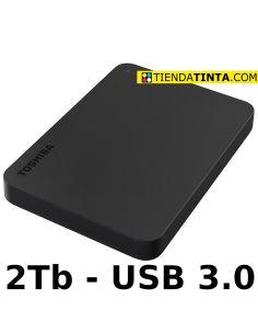 Disco Duro Externo Toshiba 2Tb USB 3.0