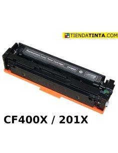 Tóner compatible HP 201X Negro (2800 Pag) para M277 y mas