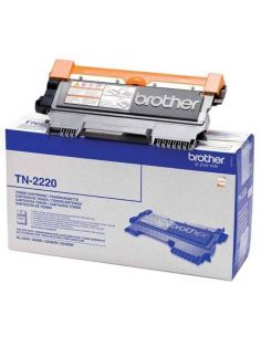 Toner Brother TN-2220 Negro (2600 Pag) Original