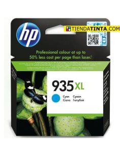 Tinta HP 935XL CIAN (825 Pag)