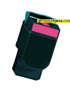 Tóner compatible Lexmark 71B20M0 MAGENTA (2300 Pag) para CS317 y mas