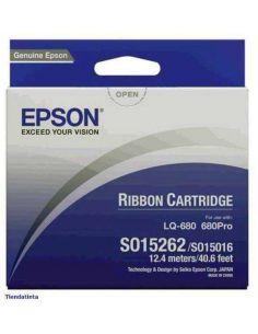 Cinta Epson C13S015262 NEGRO