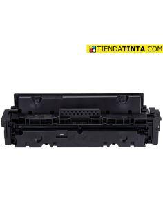 Tóner compatible Canon 055H Amarillo (5900 Pag) sin chip para LBP662 y mas