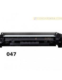 Tóner compatible Canon 047 NEGRO...