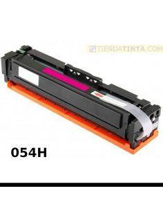 Tóner compatible Canon 054H MAGENTA (2300 Pag)
